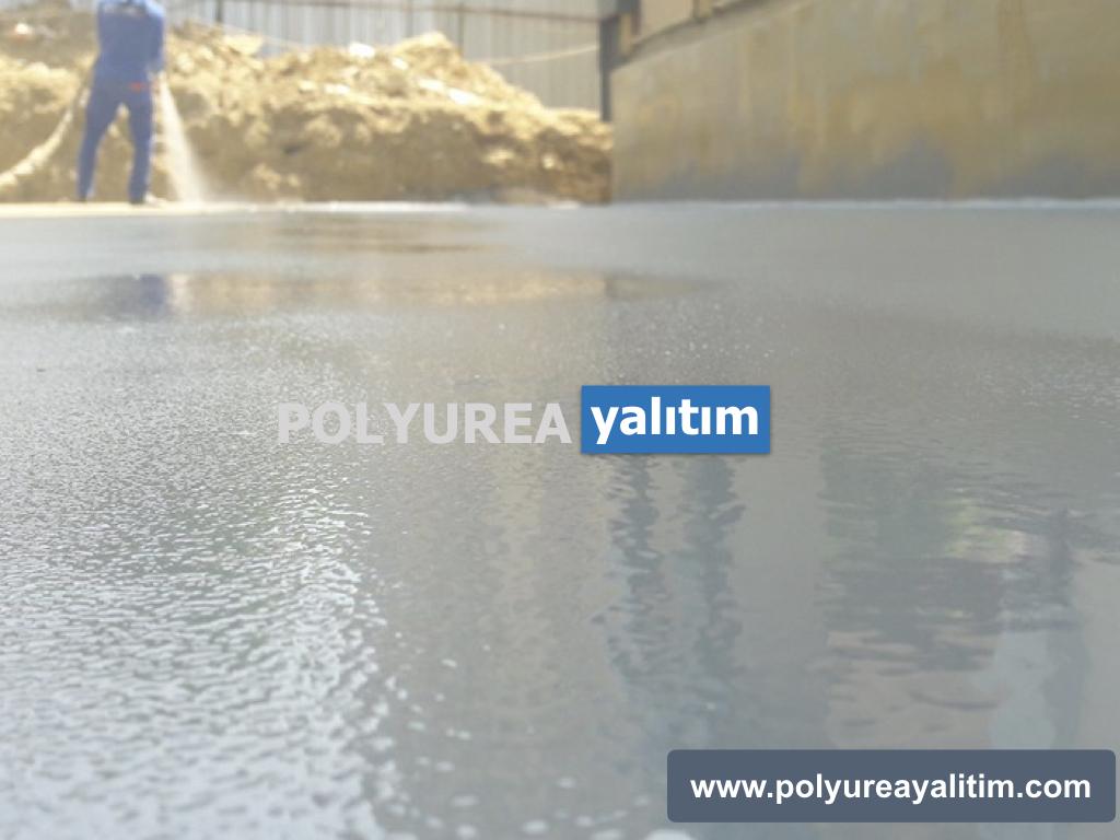 Otopark Üzeri Su Yalıtımı